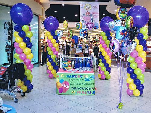 Deco Ballon Lacher De Ballon Pour Mariage Sculpture En Ballons ...